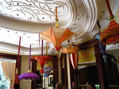 Las Vegas - Wynn Casino - 12121 Art Print by DC Photographer