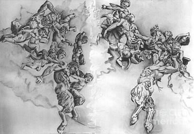 L'ascension Des Satyres Original