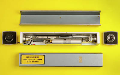 Component Photograph - Laser by Public Health England