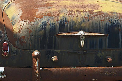 Photograph - Last Chrome by Cheri Randolph
