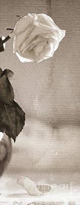Sepia Day Digital Art - Last Days by Betty LaRue