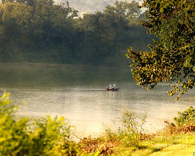 River Scenes Photograph - Last Days Of Summer by Jai Johnson