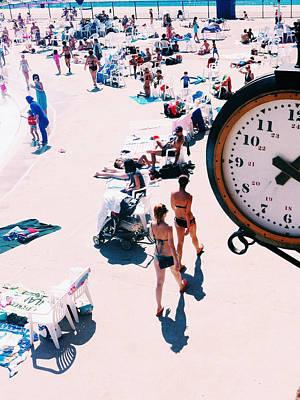 Photograph - Last Days Of Summer by Valerie Rosen