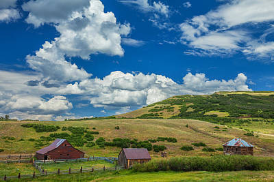 Royalty-Free and Rights-Managed Images - Last Dollar Homestead by Darren White