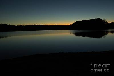 Photograph - Last Light by Donna Brown