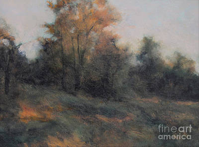 Painting - Last Light by Gregory Arnett
