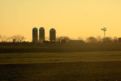 Photograph - Last Row Of The Day by Emanuel Tanjala