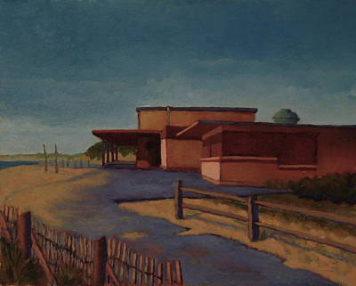 Cape Cod Painting - Last Stand At Herring Cove by Jay Quigley