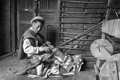 Last Weaver Original by Santiago Salinas
