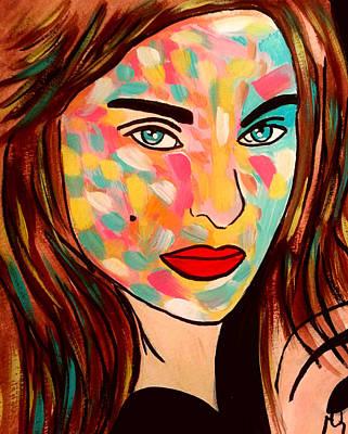 Painting - Lasting Impressions by Nikki Dalton
