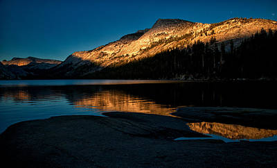 Photograph - Late Afternoon At Tenaya by Cat Connor