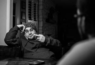 Photograph - Late Night And A Friendly Gesture by Nathan Hillis