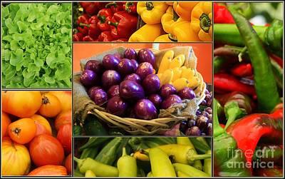 Late Summer Harvest Original by Dora Sofia Caputo Photographic Art and Design