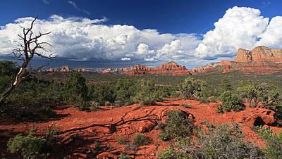 Photograph - Late Summer Vista by Gary Kaylor