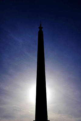 Photograph - Lateran Obelisk by Fabrizio Troiani