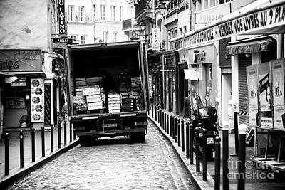 Photograph - Latin Quarter Delivery by John Rizzuto