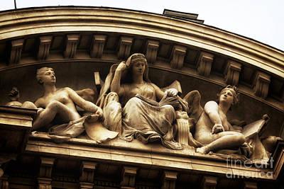 Photograph - Latin Quarter Ladies by John Rizzuto