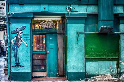 Photograph - Latin Restaurant Nola by Kathleen K Parker