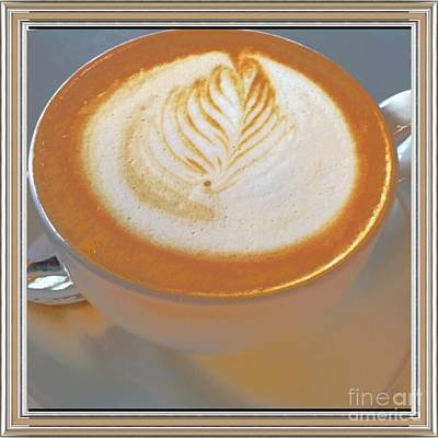 Photograph - Latte Mirage by Susan Garren