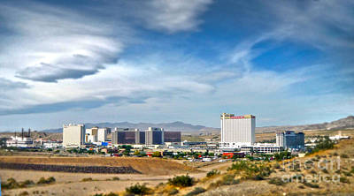 Photograph - Laughlin by Gregory Dyer