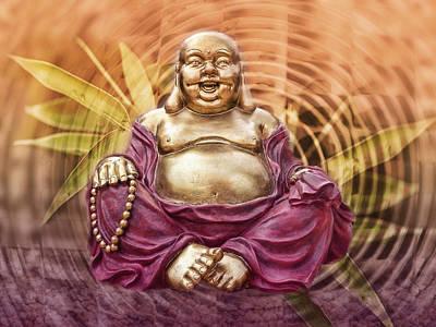 Laughter And Happiness Art Print by Joachim G Pinkawa