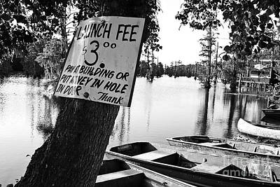 Pellegrin Photograph - Launch Fee -bw by Scott Pellegrin