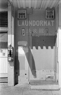 Photograph - Laundormat by Luis Esteves