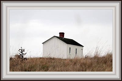 Photograph - Laundress House At American Camp by Marie Jamieson