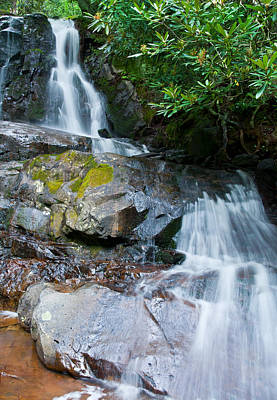 Photograph - Laurel Falls by Melinda Fawver