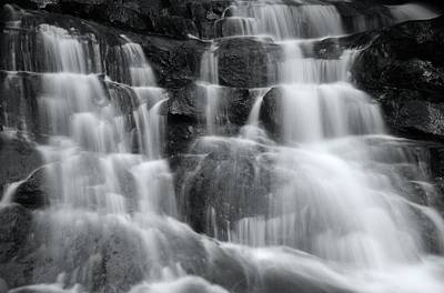Photograph - Laurel Falls by Walt Sterneman