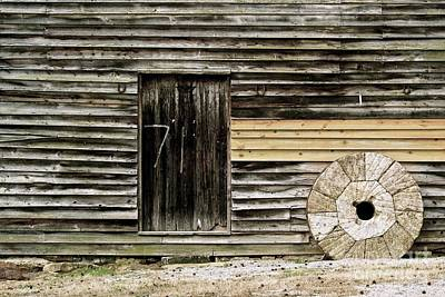 Photograph - Laurel Mill - Front  by Sue McGlothlin