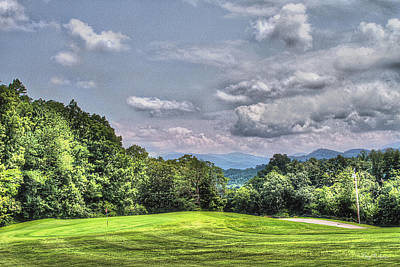 Photograph - Laurel Valley G C by Barry Jones