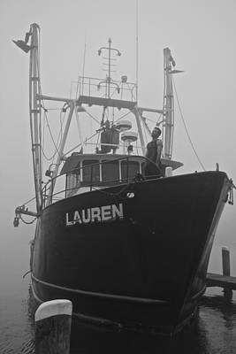 Photograph - Lauren At Dock by Amazing Jules