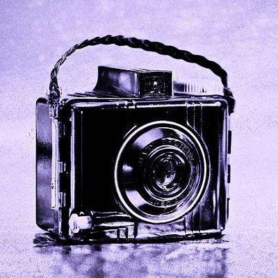 Warhol Photograph - Lavender Baby Brownie Special by Jon Woodhams