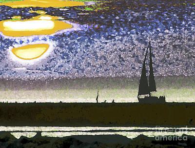 Photograph - Lavender Haze by Patricia Januszkiewicz
