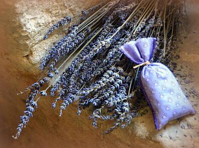 Photograph - Lavender Sachets by Carla Parris