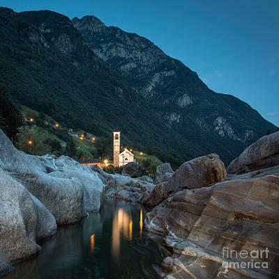 Photograph - Lavertezzo by Maurizio Bacciarini