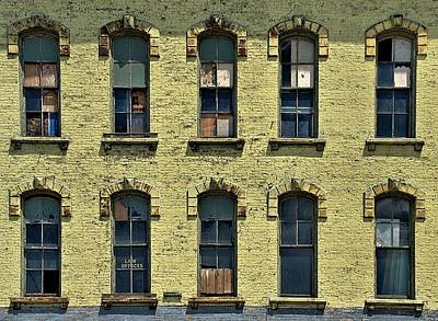 Photograph - Law Offices Elmira by Steven Richman