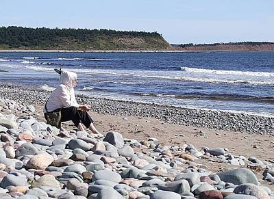 Photograph - Lawrencetown Beach Afternoon by George Cousins