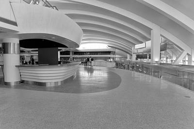 Photograph - Lax New Terminal South 2nd Flr by Kim Swanson