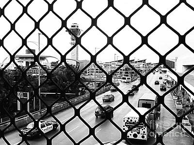 Photograph - The Cage That Leads To The City by Fei A