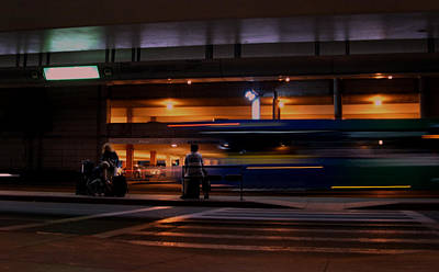 Photograph - LAX by Randal Bruck
