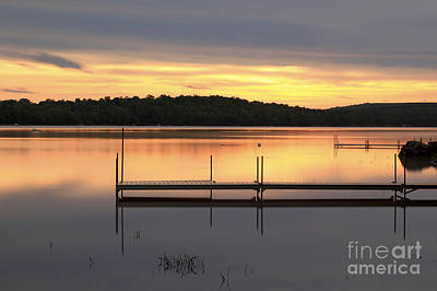 Photograph - Layered Evening by Karin Pinkham