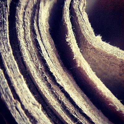Texture Wall Art - Photograph - Layers by Nic Squirrell