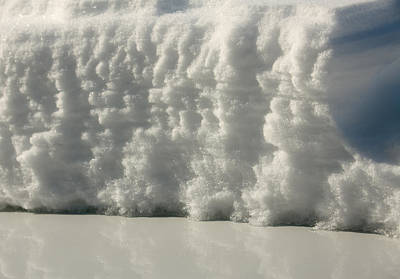 Photograph - Layers Of Snow by Scott Sanders