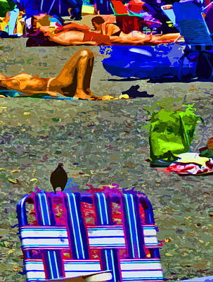 Photograph - A Lazy Summer Day by Joseph Coulombe