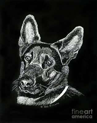 Le Baron Vom Schutzstaffel Art Print