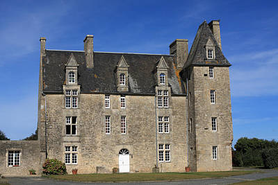 Photograph - Le Chateau Saint Pierre by Aidan Moran