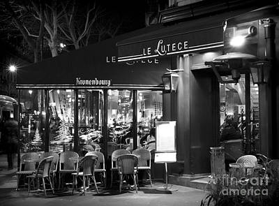 Photograph - Le Lutece by John Rizzuto