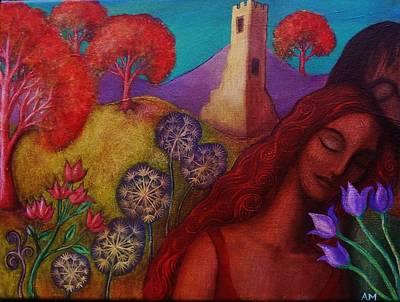 Le Midi Art Print by Alice Mason